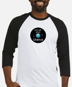 Let's talk about Uranus Baseball Jersey