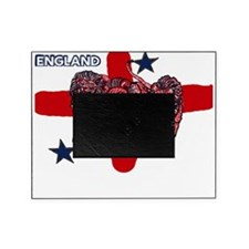 England Quest for Brazil World Cup 2 Picture Frame