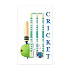 Cricket Decal