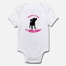 Owned By A Chihuahua Infant Bodysuit