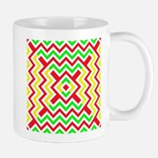 Summer Chevron Mugs