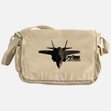 F-35 Lightning II Messenger Bag