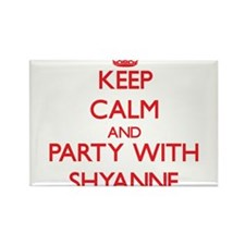 Keep Calm and Party with Shyanne Magnets