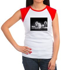 Playland by Night Women's Cap Sleeve T-Shirt