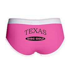Texas Disc Golf Women's Boy Brief