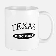 Texas Disc Golf Mug