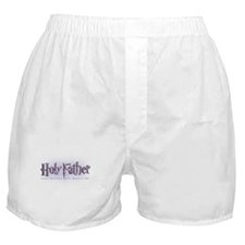 Holy Father Boxer Shorts