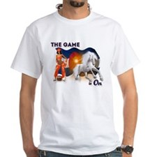 The Football Game Is On T-Shirt