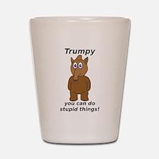 Trumpy 1 Shot Glass