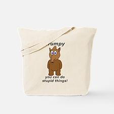 Trumpy 1 Tote Bag