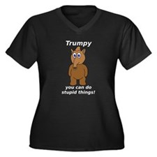 Trumpy 2 Plus Size T-Shirt