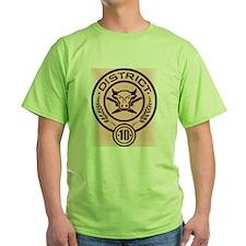 District 10 logo T-Shirt