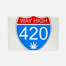WayHigh420 Magnets