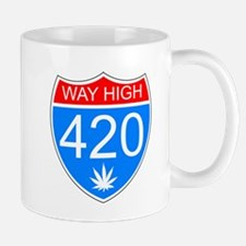 WayHigh420 Mugs