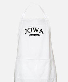 Iowa Disc Golf Apron