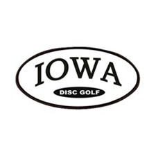 Iowa Disc Golf Patches