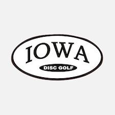 Iowa Disc Golf Patches