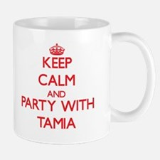 Keep Calm and Party with Tamia Mugs