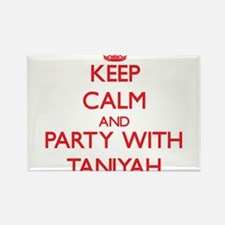 Keep Calm and Party with Taniyah Magnets