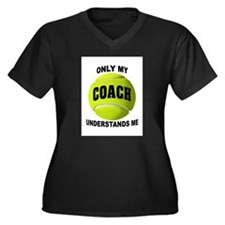TENNIS COACH Plus Size T-Shirt