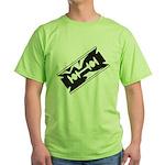 Razor Blade Green T-Shirt
