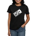 Razor Blade Women's Dark T-Shirt