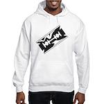Razor Blade Hooded Sweatshirt