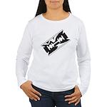 Razor Blade Women's Long Sleeve T-Shirt