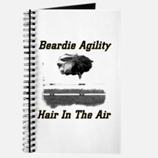 Beardie Agility: Hair In The Air Journal