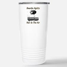 Beardie Agility: Hair In The Air - SS Travel Mug