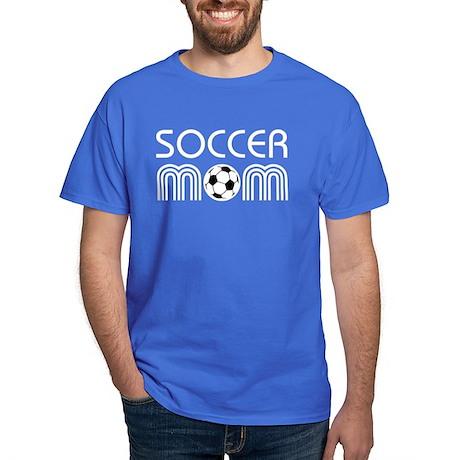 Retro Soccer Mom Dark T-Shirt
