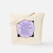 Classic Dickens Tote Bag