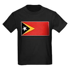 Timor-Leste Flag T