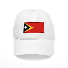 Timor-Leste Flag Baseball Cap