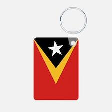 Timor-Leste Flag Keychains