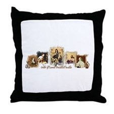 OCDS Throw Pillow
