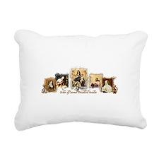 OCDS Rectangular Canvas Pillow