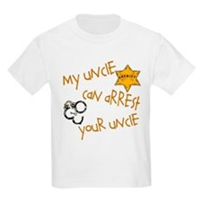 Sheriff- My Uncle T-Shirt