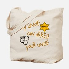 Sheriff- My Uncle Tote Bag