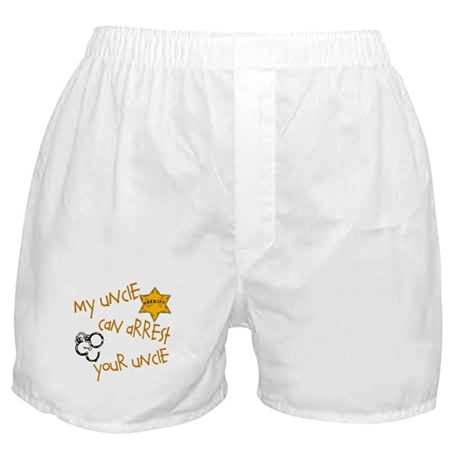 Sheriff- My Uncle Boxer Shorts