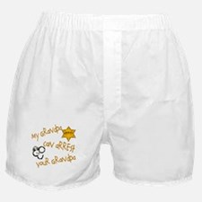 Sheriff-My Grandpa Boxer Shorts