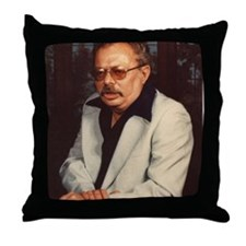 Freddie Kelley Throw Pillow