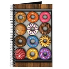 Box of Doughnuts Journal