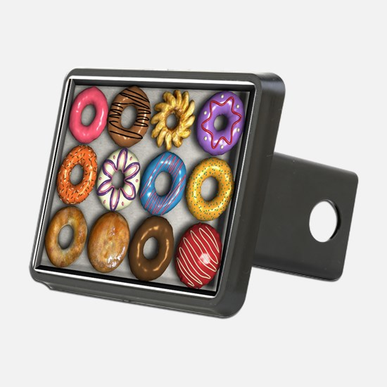 Box of Doughnuts Hitch Cover