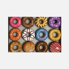 Box of Doughnuts Rectangle Magnet