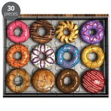 Box of Doughnuts Puzzle