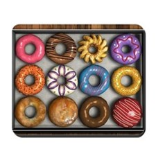 Box of Doughnuts Mousepad