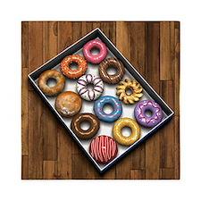 Box of Doughnuts Queen Duvet