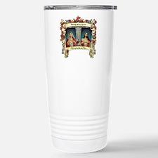 Sacred and Immaculate Hearts Travel Mug