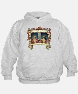 Sacred and Immaculate Hearts Hoodie